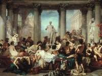اضمحلال الإمبراطورية الرومانية وسقوطها لإدوارد جيبون – علي الأدهم