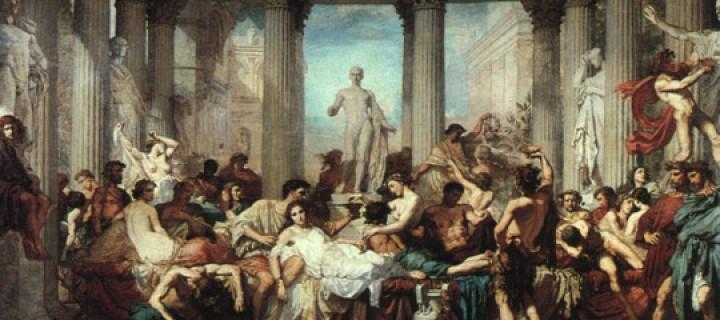 اضمحلال الإمبراطورية الرومانية وسقوطها – إدوارد جيبون