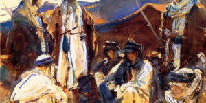 البدو وبناء الامبراطوريات: دراسة مقارنة للفتوحات العربية والمغولية – ج ج. ساوندرز