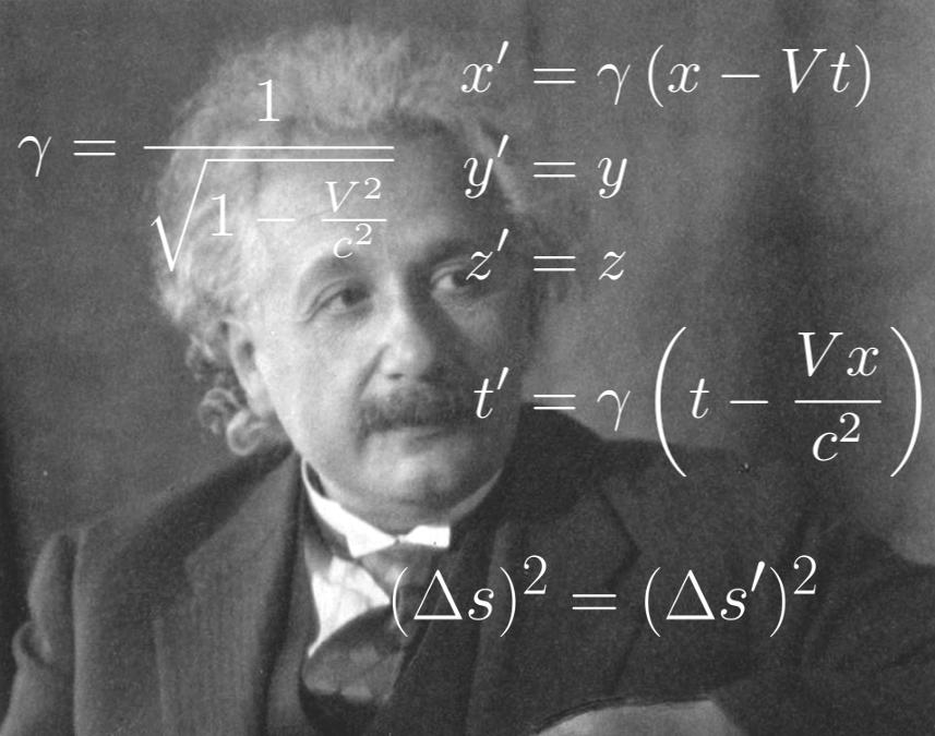 النسبية العامة آينشتين