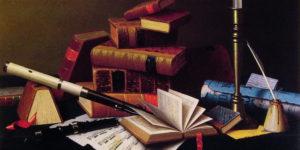 الأدب والفن والفلسفة – محمد شيا