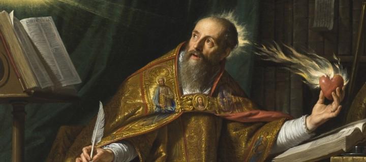 اعترافات القديس أوغسطين – زكريا إبراهيم