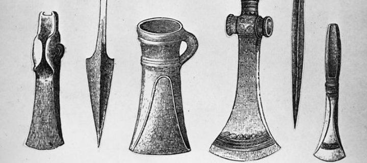 أسطوريات عصر الحديد – ميرسيا إلياد