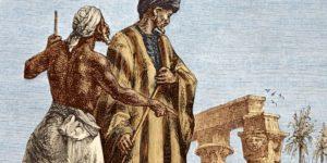 الآثار وكتابة تاريخ العرب القديم – البر فريد نقاش