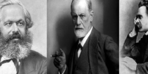 نيتشة، فرويد، ماركس – ميشيل فوكو