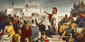 جذور الديمقراطية الحديثة – ضاهر غندور