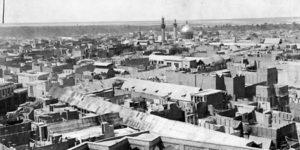 الكوفة: نشأة المدينة العربية الإسلامية
