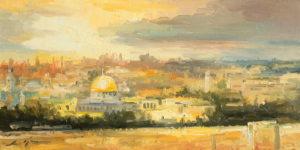 مدينة القدس: عروبتها وإسلامها في طريق الاحتضار – الشيخ طه الولي