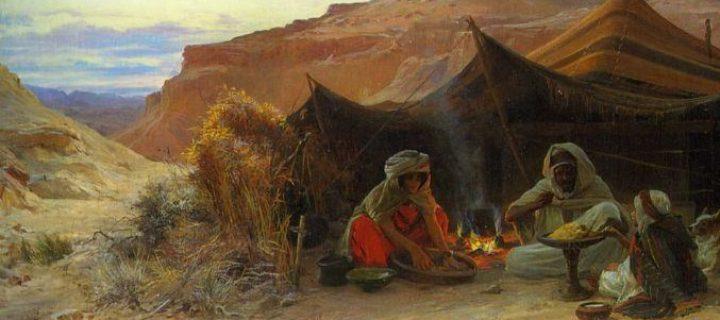 الزواج كنسق سياسي في المجتمعات البدوية: قبيلة طي نموذجا – تركي علي الربيعو