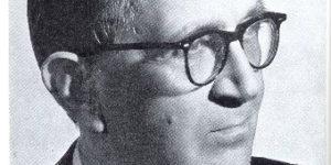 لقاء مع عالم اللسانيات أندريه مارتينيه – نادر سراج