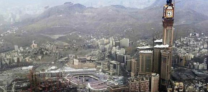 الإنفلات العمراني في المساحة المقدسة – ماهيتاب صبحي منتصر
