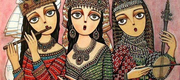 الثقافة الشعبية في المجتمع العربي – مسعود ضاهر
