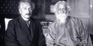 عن طبيعة الحقيقة: ألبرت آينشتاين في حوار مع رابندرنات طاغور / ترجمة: سلام نصرالله