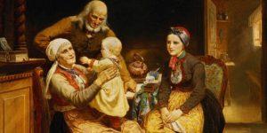 نشوء الأجداد – كاسپاري