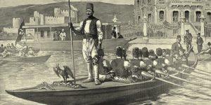 القوة البحرية العثمانية والصراع على المحيط الهندي – بالميرا بروميت