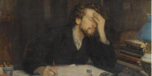 ماهية الكتابة كتمايز في الوجود الطبيعي؟ – محمد عبدالنور