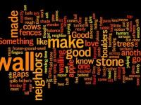 """قصيدة """"ترميم الجدار"""" – روبرت فروست / ترجمة: ريا حرب"""