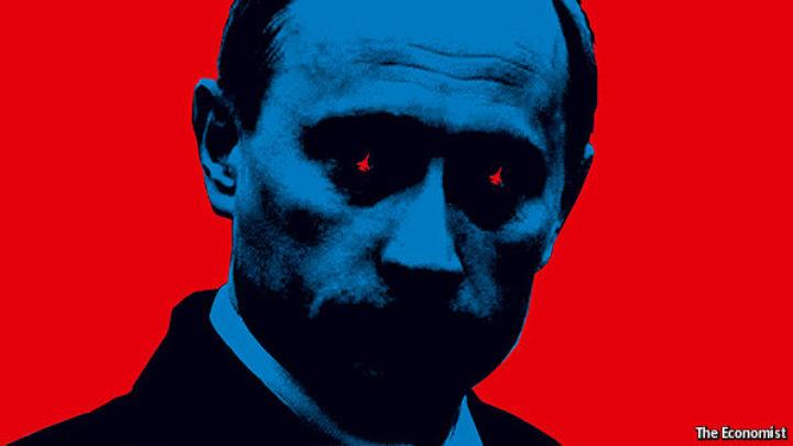 تهديد روسيا: كيفية احتواء امبراطورية بوتين المميتة والمعطوبة – الإيكونوميست / ترجمة: بيان الحمود
