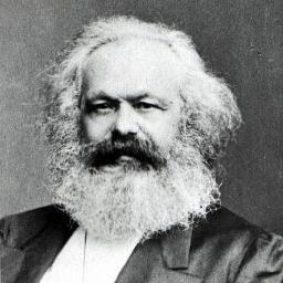 الفكر الماركسي عند كارل ماركس