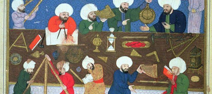 العلم العربي والعالم الإسلامي – توبي هيف