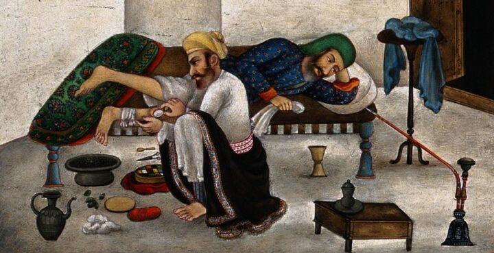 الطب العربي قبل الإسلام - لوسيان لوكلير