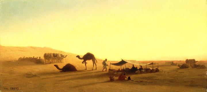 العرب وشعوب الصحراء – موريس سارتر / ترجمة: عبد الله القصير
