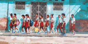 مدرسة للأطفال والمراهقين المحتاجين إِلىٰ رعاية نفسيَّة – ثابت عيد