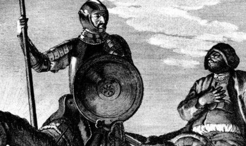 ظهور الرواية: دون كيشوت والانقلاب السري؟ – كارلوس فوينتس / ترجمة: سعيد بوخليط
