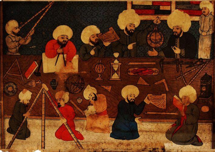 العلية في الفكر العربي والإسلامي - موسوعة ستانفورد للفلسفة