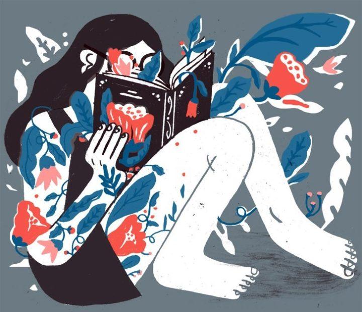 هل يمكن للقراءة أن تجعلك أسعد؟ – سيردوين دوفي/ ترجمة:  سارة العندس