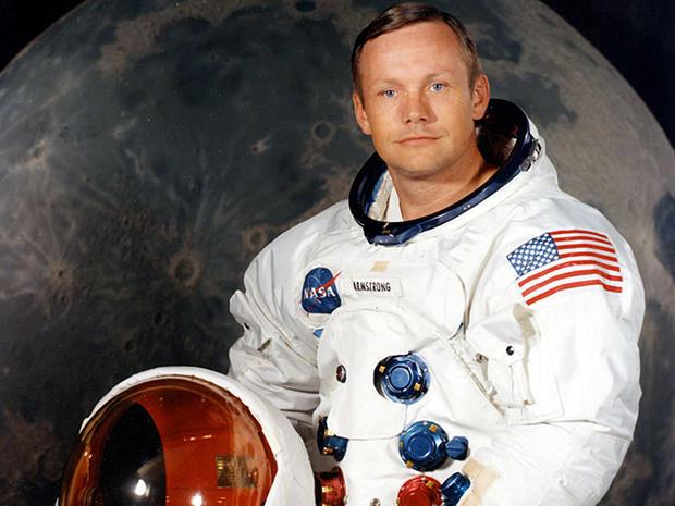 نيل آرمسترونج رائد الفضاء