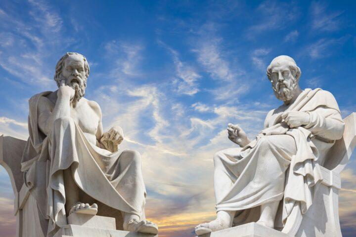 أفول التفلسف الأيوني مطارح سقراط وأفلاطون