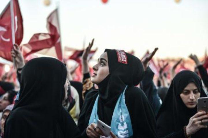 ما بعد الإسلاموية على الطريقة التركية – إحسان داغي