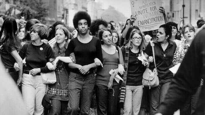 الحركة النسوية