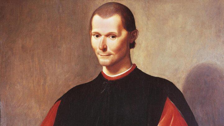نيكولو مكيافيللي