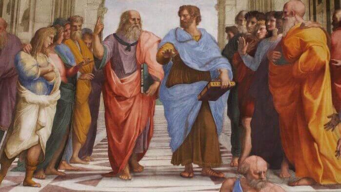 الفكرة اليونانية عن النفس