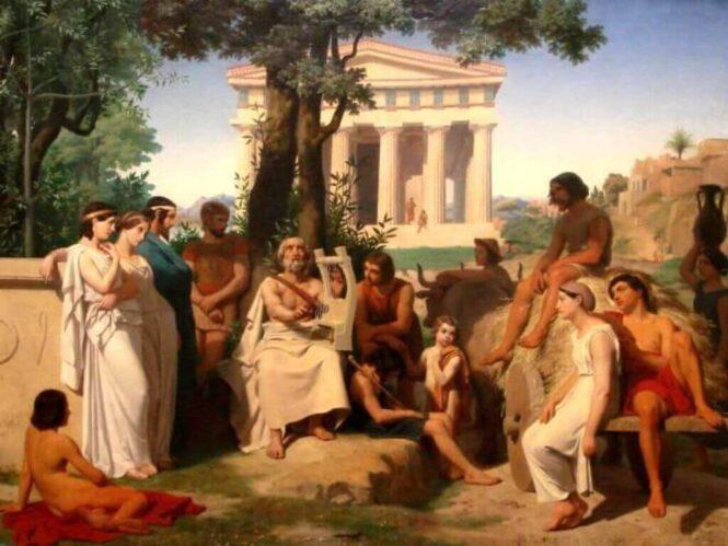 نظريات النفس في الفلسفة القديمة ستانفورد