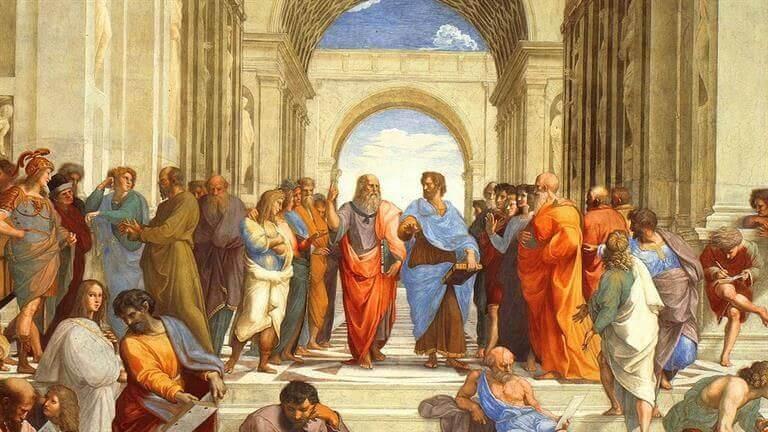 الإرث الإغريقي