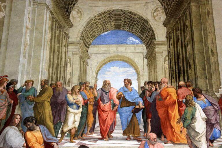 تأثير الفلسفة الإغريقية في ارض الاسلام