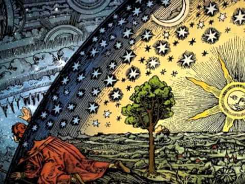 الكون الحركة والسكون عند الأشعري