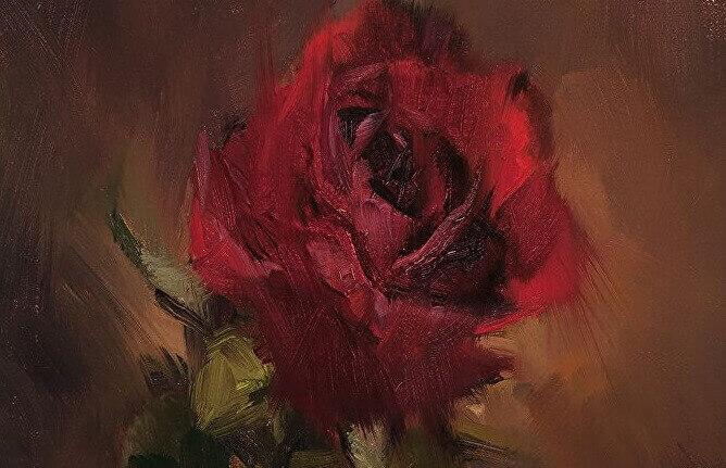 أمثولة الوردة والنطاسي