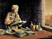 سيرة ابن سينا: نشأته، وكتبه، وفلسفته – ديمتري جوتاس