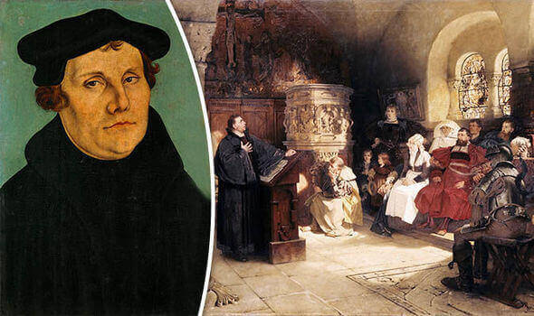 Martin Luther - مارتن لوثر