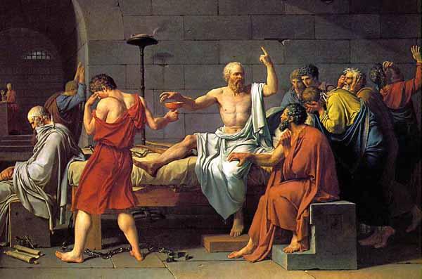 دفاعا عن سقراط
