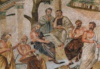 اهتمام أفلاطون بالمتاحف