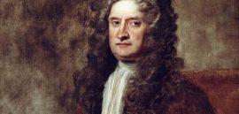 من هو العالم اسحاق نيوتن