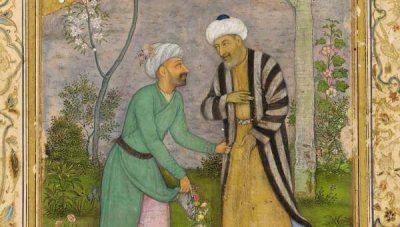 معنى الأدب وما ينطوي عليه في اللغة الفارسية